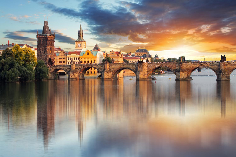 Budapest y Praga / 6D