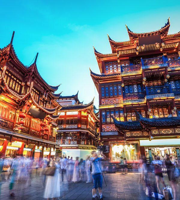 Beijing-Xi'an-Guilin-Hangzhou-Suzhou-Shanghai (13 días/12 noches)