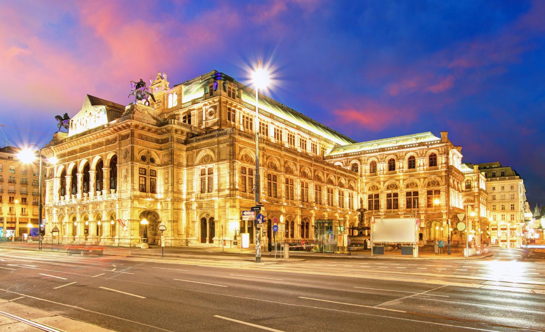 Viena, Budapest, Praga y Berlín / 11D