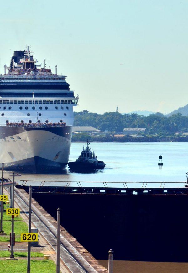 Excursión Tránsito por el Canal de Panamá